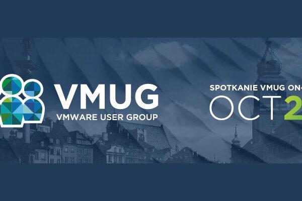 Spotkanie  VMUG PL on-line